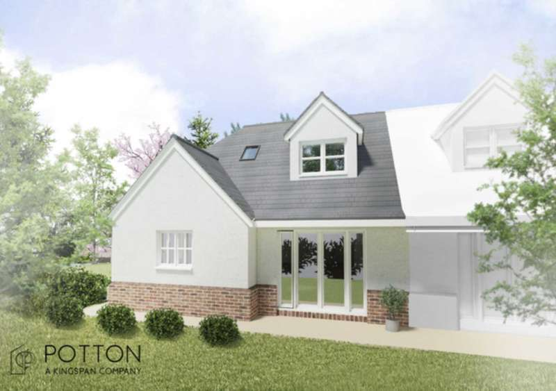 3 Bedrooms Plot Commercial for sale in BOURNE END, NR BERKHAMSTED, HP1 2RJ