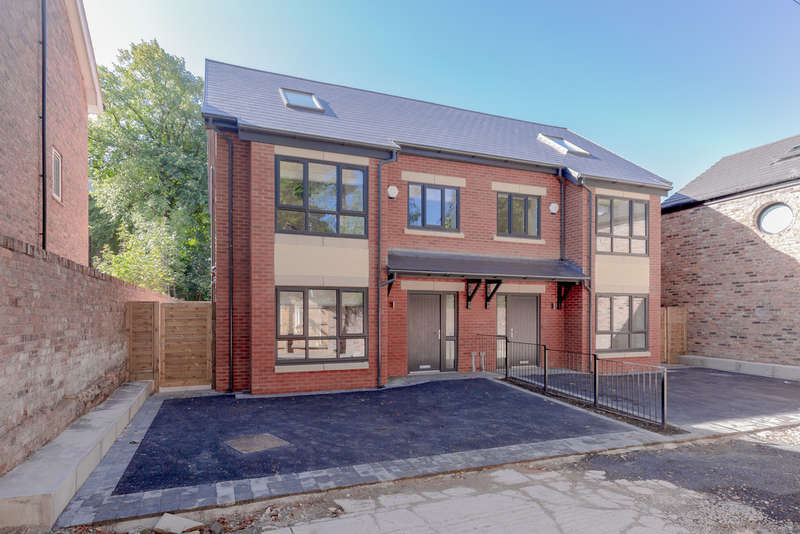 4 Bedrooms Semi Detached House for sale in Moseley Road, Fallowfield