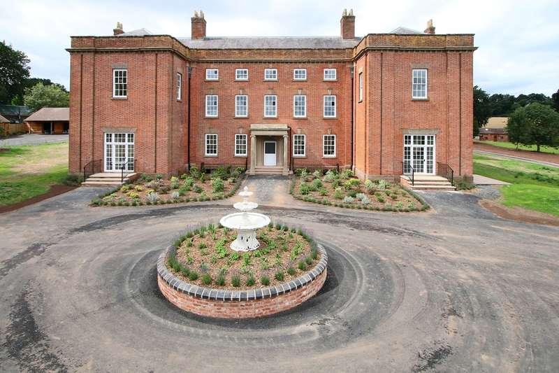 2 Bedrooms Apartment Flat for sale in Brantley Wood, Claverley, Bridgnorth, WV5