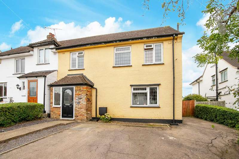 4 Bedrooms Semi Detached House for sale in Graylands, Theydon Bois, Epping