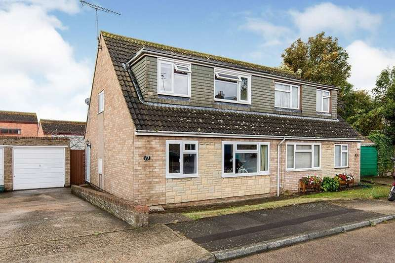 3 Bedrooms Semi Detached House for sale in Belgrave Close, Ramsgate, CT11