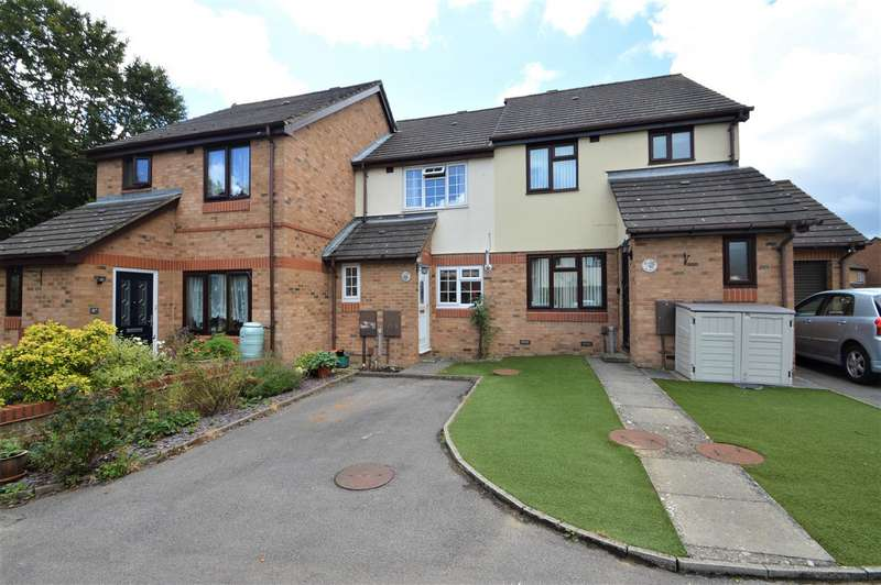 2 Bedrooms Terraced House for sale in Willowside, Snodland
