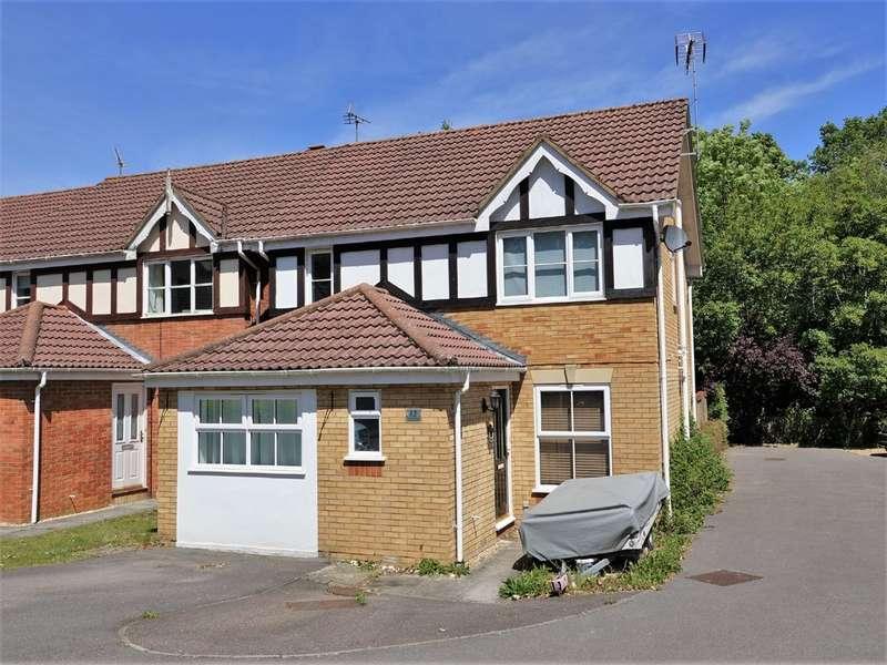 3 Bedrooms Detached House for sale in Morris Close, Dibden
