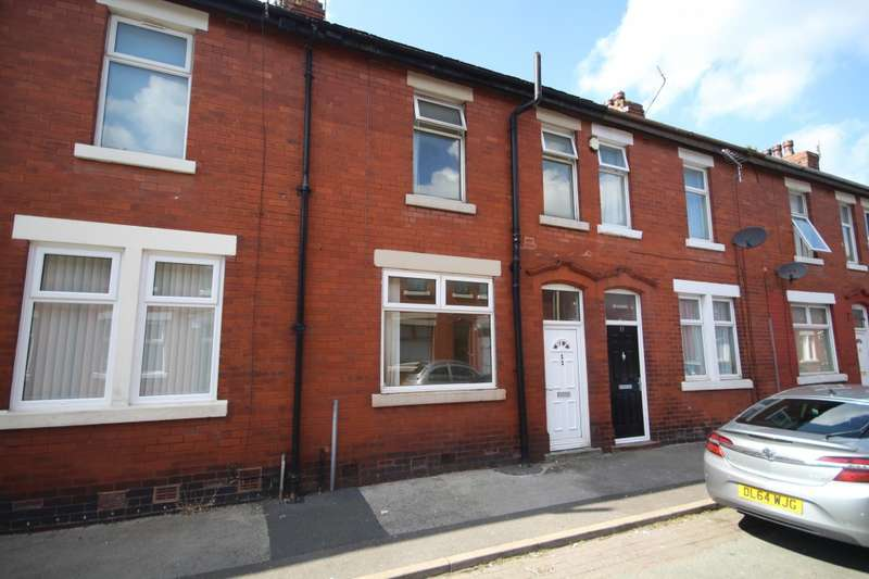 4 Bedrooms Terraced House for rent in Clyde Street, Preston, PR2