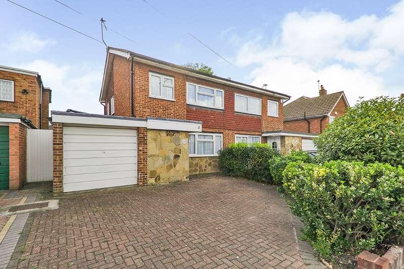 3 Bedrooms Semi Detached House for sale in Nicola Terrace, 341 Long Lane, Bexleyheath, DA7