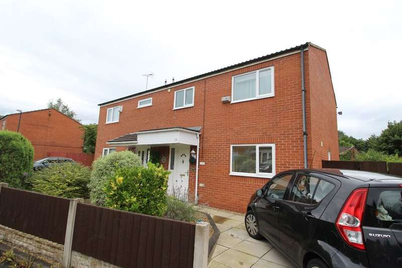 3 Bedrooms Semi Detached House for sale in Ledburn, Skelmersdale, WN8