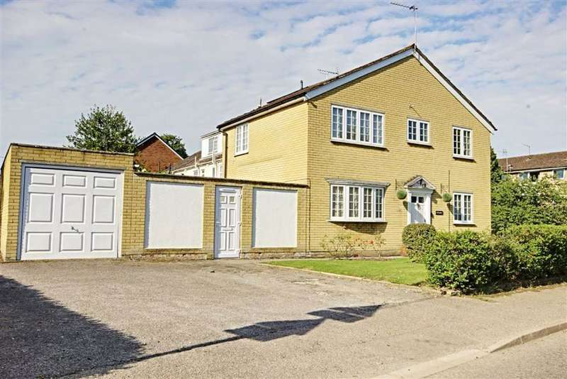 3 Bedrooms Link Detached House for sale in Station Road, Welham Green