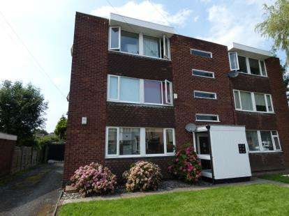 2 Bedrooms Flat for sale in Sark Road, Chorlton, Manchester, Greater Manchester