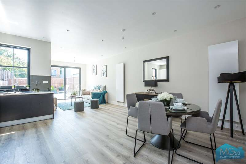 4 Bedrooms End Of Terrace House for sale in Leicester Road, New Barnet, Barnet, Hertfordshire, EN5