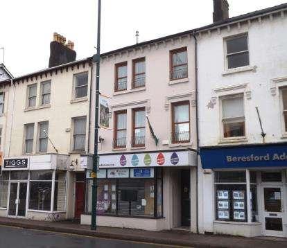 4 Bedrooms Terraced House for sale in High Street, Porthmadog, Gwynedd, ., LL49