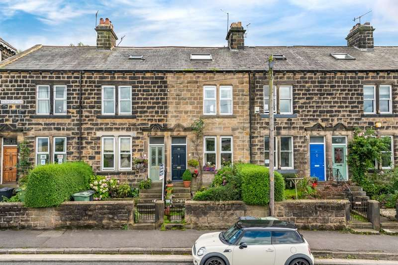 3 Bedrooms Terraced House for sale in Leeds Road, Otley
