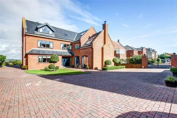 5 Bedrooms Detached House for sale in The Willows, West Rainton, Nr Durham