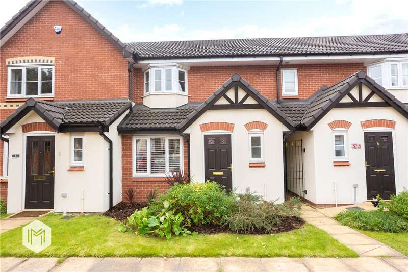 2 Bedrooms House for sale in Raleigh Close, Horwich, Bolton, Greater Manchester, BL6