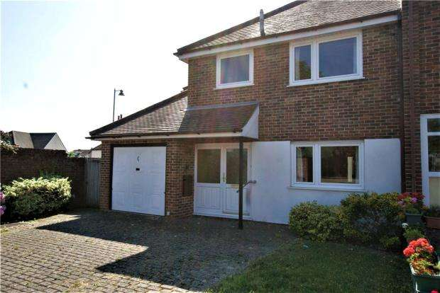 4 Bedrooms Semi Detached House for sale in Church Path, Emsworth, Hampshire