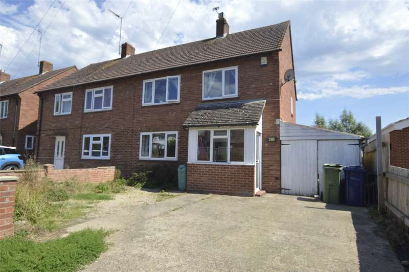 3 Bedrooms Semi Detached House for sale in Queens Road, TEWKESBURY, Gloucestershire, GL20
