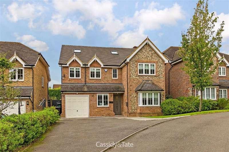 6 Bedrooms Property for sale in Watling Street, St. Albans, Hertfordshire - AL1 2QG