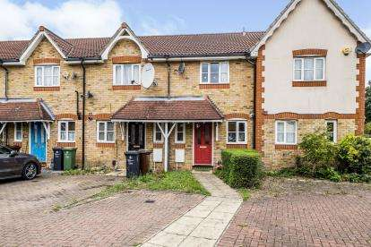 2 Bedrooms Terraced House for sale in Rush Green, Romford, Havering