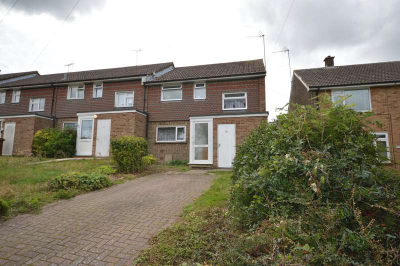 2 Bedrooms End Of Terrace House for sale in Browndens Road, Upper Halling, Rochester, Kent, ME2