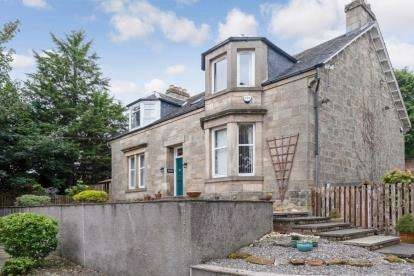 5 Bedrooms Detached House for sale in North Birbiston Road, Lennoxtown, Glasgow, East Dunbartonshire