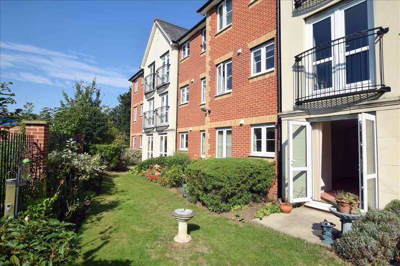 1 Bedroom Retirement Property for sale in Chancellor Court, Broomfield Road, Chelmsford