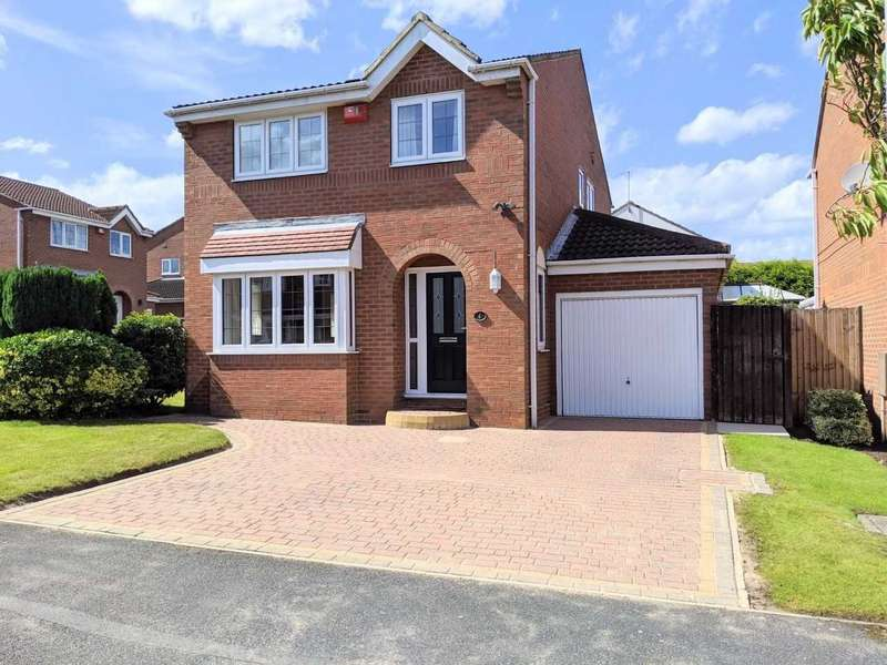 4 Bedrooms Detached House for sale in Hawthorn Croft, Lofthouse, Wakefield, West Yorkshire, WF3