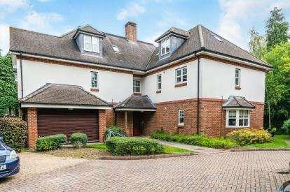 2 Bedrooms Flat for sale in 1 Bassett Wood Road, Bassett, Southampton