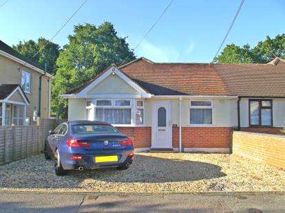 3 Bedrooms Bungalow for sale in Totton, Southampton, Hampshire