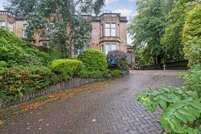 1 Bedroom Flat for sale in Beaconsfield Road, Kelvinside