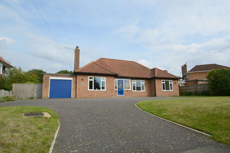3 Bedrooms Detached Bungalow for sale in Shotford Road, Harleston