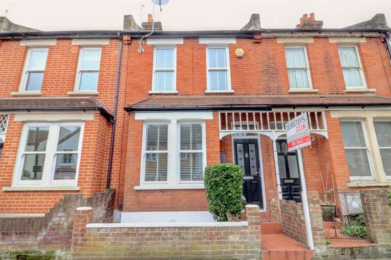 3 Bedrooms Property for sale in Heathfield Road, Bromley
