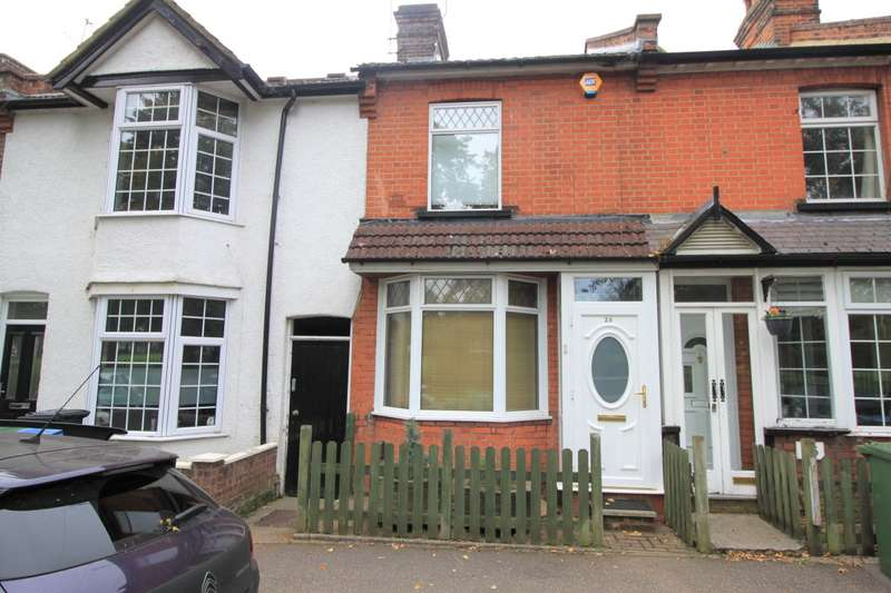 2 Bedrooms Terraced House for sale in Ashby Road, Watford