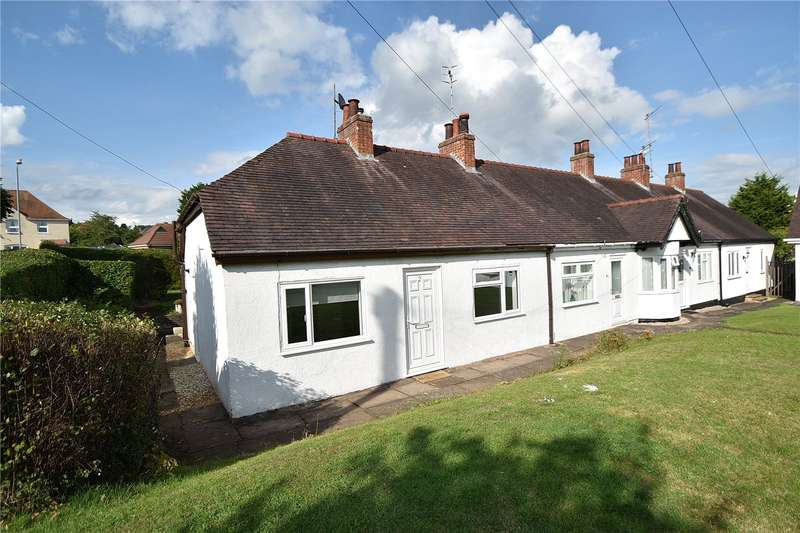 2 Bedrooms Bungalow for sale in Christchurch Road, Worcester, Worcestershire