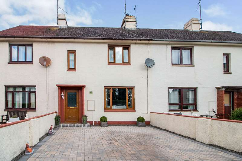 3 Bedrooms House for sale in Rutland Crescent, Montrose, Angus, DD10