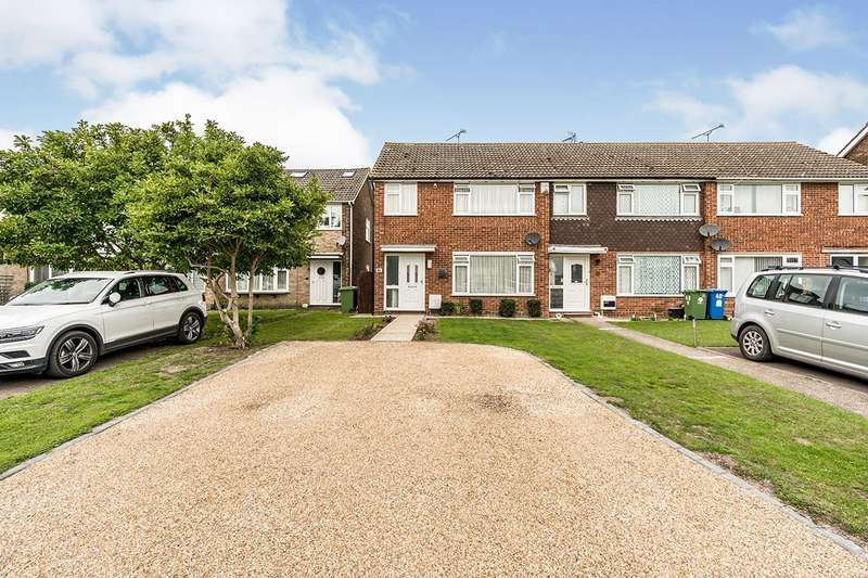 3 Bedrooms End Of Terrace House for sale in Burntwick Drive, Lower Halstow, Kent, ME9