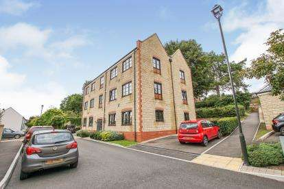 2 Bedrooms Flat for sale in Britannia Mews, Wotton-Under-Edge, Gloucestershire, Na