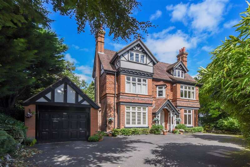 6 Bedrooms Detached House for sale in Abbey Road, Harborne