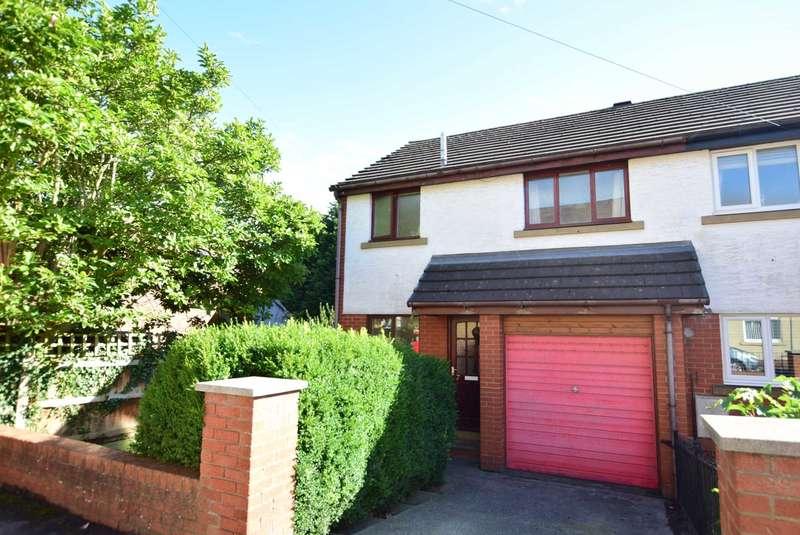 3 Bedrooms End Of Terrace House for sale in Railway Terrace, Wesham, PR4 3AH