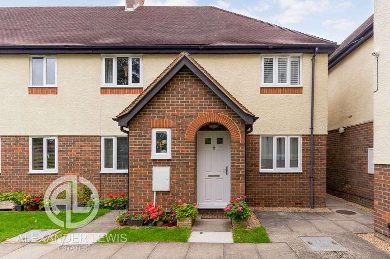 2 Bedrooms Maisonette Flat for sale in Gillison Close, Letchworth, SG6 1QL