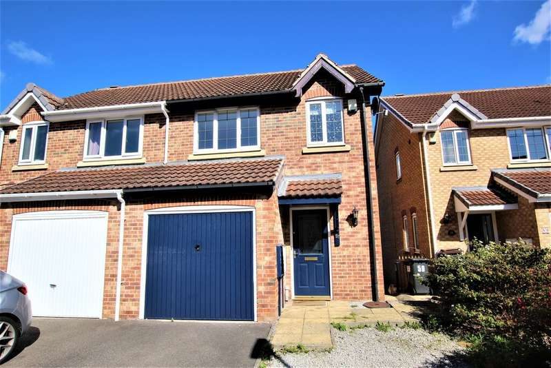 3 Bedrooms Semi Detached House for rent in Ironstone Drive, Chapeltown, Sheffield