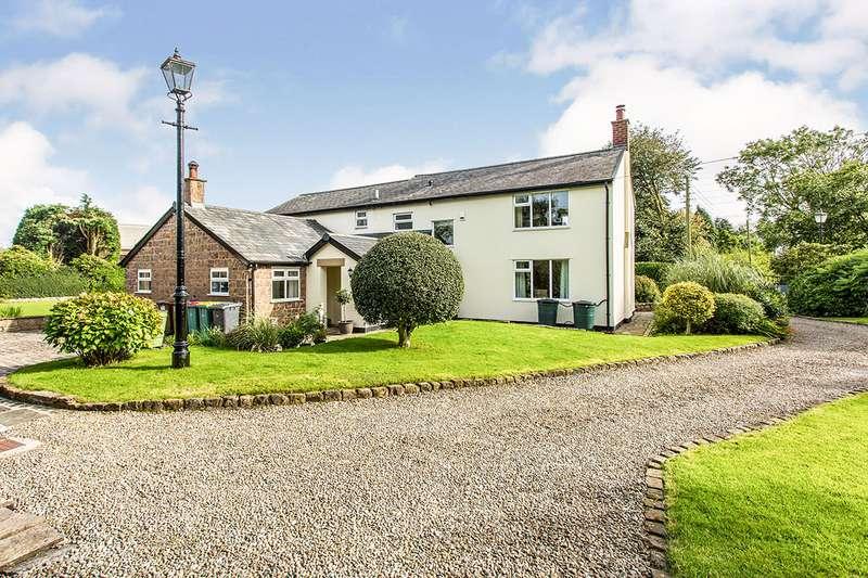 4 Bedrooms Detached House for sale in Off Lewth Lane, Woodplumpton, Preston, Lancashire, PR4