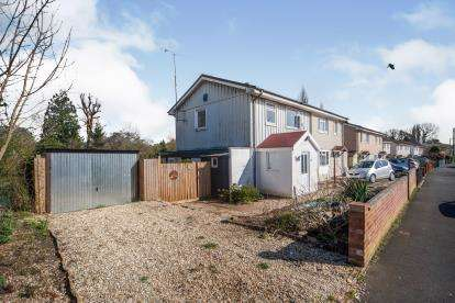 3 Bedrooms Semi Detached House for sale in Taunton, Somerset, United Kingdom