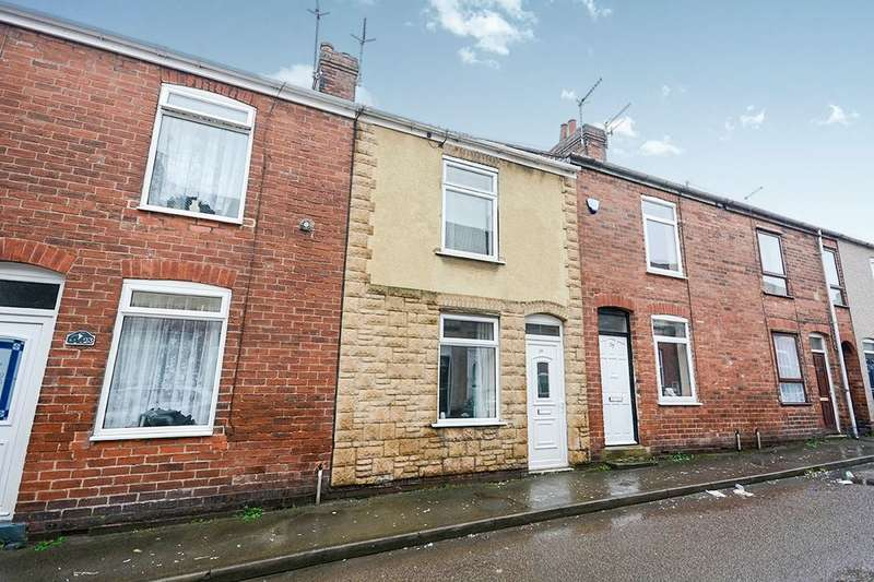 2 Bedrooms Terraced House for rent in Park Street, Chesterfield, S40