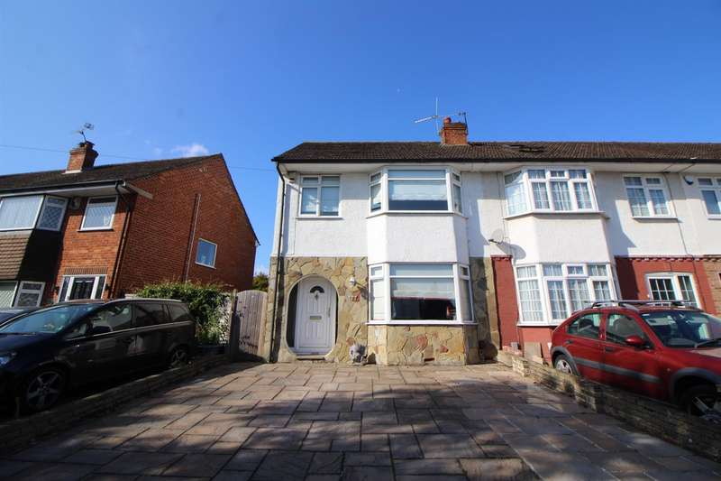 3 Bedrooms End Of Terrace House for sale in Churchgate, Cheshunt, Waltham Cross