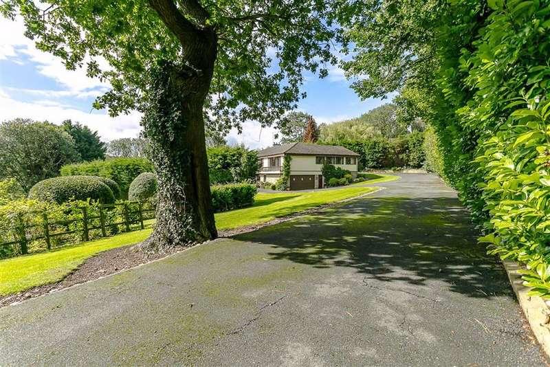 6 Bedrooms Detached House for sale in Lands Lane, Knaresborough, North Yorkshire