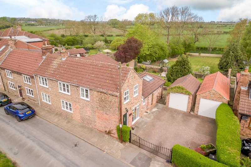 3 Bedrooms End Of Terrace House for sale in West End, Ulleskelf, Tadcaster, LS24