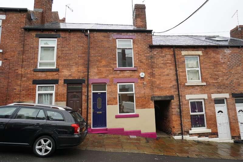 3 Bedrooms Terraced House for sale in Hawksworth Road, Walkley, Sheffield, S6 2WG