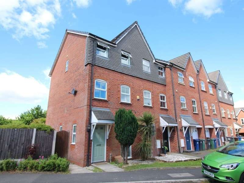 3 Bedrooms Town House for sale in New Bridge Gardens, Bury, BL9