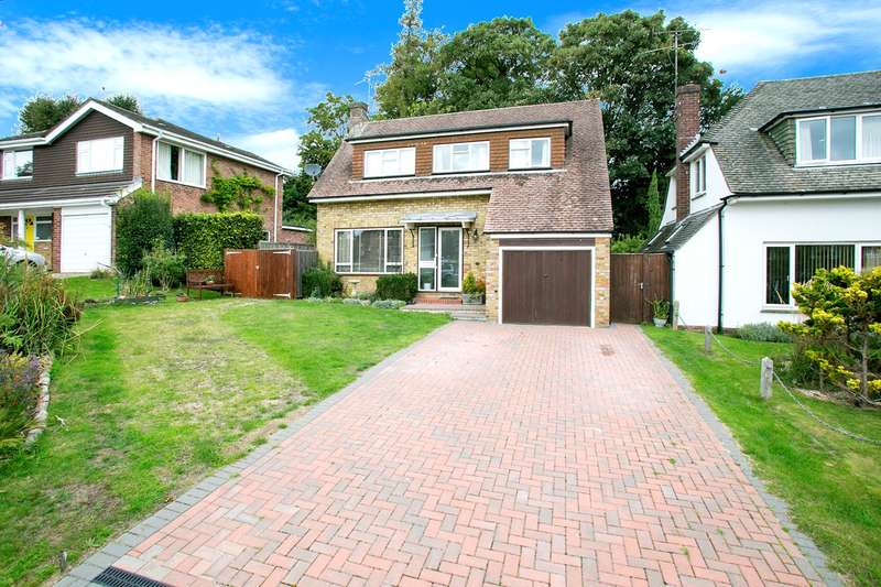 3 Bedrooms Detached House for sale in Foyle Park, Basingstoke, RG21