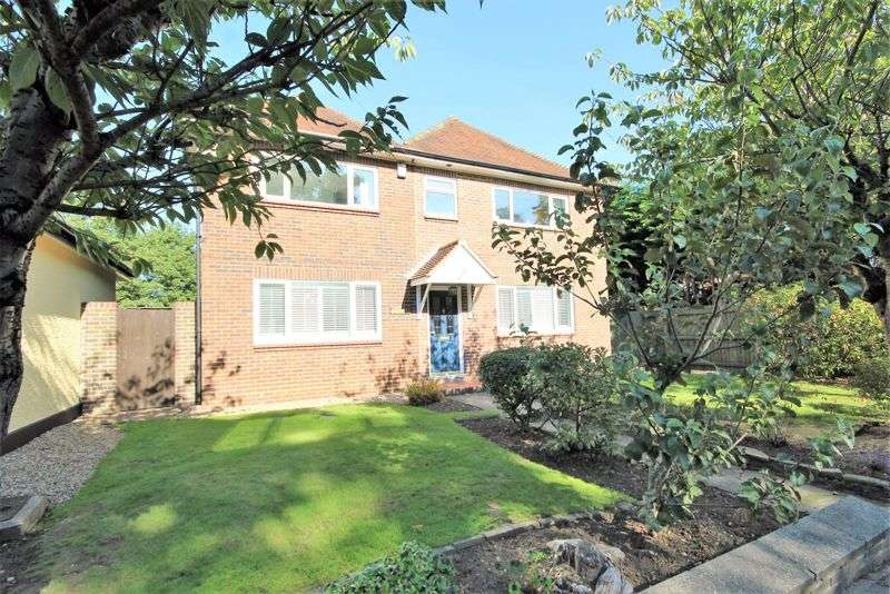 4 Bedrooms Property for sale in Shenfield Road, Brentwood