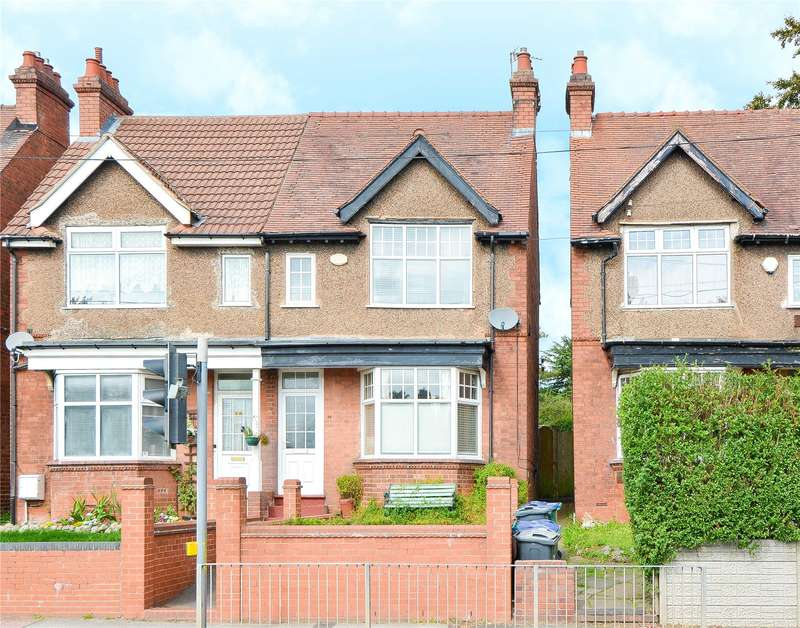3 Bedrooms Semi Detached House for sale in Hagley Road West, Bearwood, West Midlands, B67